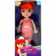 Игрушка «Кукла» розовая.