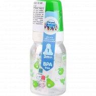Бутылочка «Canpol Babies» пластиковая, 120 мл.