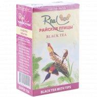 Чай черный листовой «Райские птицы» с типсами, 100 г.