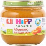 Пюре «Hipp» абрикос, 80 г.