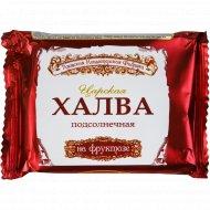 Халва «Царская» на фруктозе, 180 г.