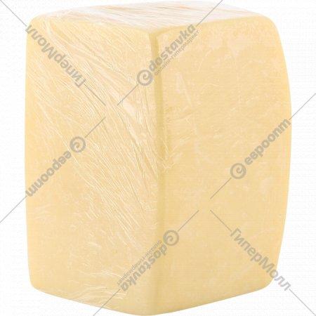Сыр полутвердый «Голландский брусковый» 45%, 1 кг., фасовка 0.4-0.5 кг