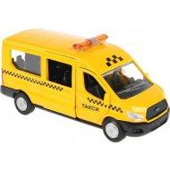 Машина «Ford Transit» такси.