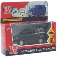Машина «Mitsubishi Outlander» 12 см, OUTLAND-BK.