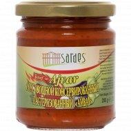 Соус овощной «Sardes» айвар, 200 г.