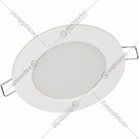 Панель светодиодная «In Home» RLP-VC, круглая, 9W, 230В, 4000К, 630Лм