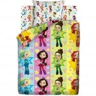 Комплект постельного белья «Сказочный патруль» Юные волшебницы, 70х70