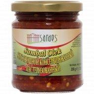 Соус овощной «Sardes» sambal olek, 200 г.