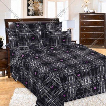 Комплект постельного белья «Моё бельё» Уют 20619/3, полуторный