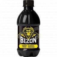 Напиток газированный энергетический «Bizon» гуава-апельсин, 375 мл
