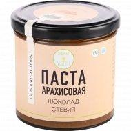 Паста арахисовая «Vegetus» шоколад и стевия, 300 г.