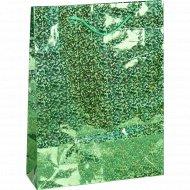 Пакет подарочный, 15239, 35x26x8 см.