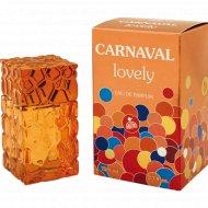 Парфюмерная вода «Carnaval lovely» женская, 80мл.