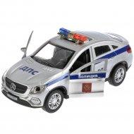 Машина «Mercedes-Benz Gle Coupe» полиция.