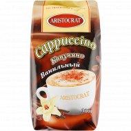 Кофейный напиток растворимый «Aristocrat» ванильный, 300 г.