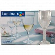 Набор бокалов для вина «Elegance» 190 мл, 3 шт.