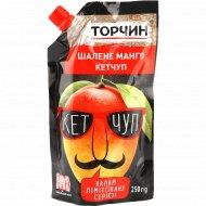 Кетчуп «Торчин» безумное манго, 250 г.