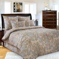 Комплект постельного белья «Моё бельё» Кашмир 4, Евро