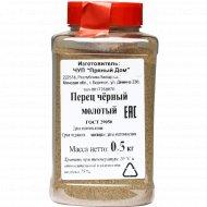Перец черный «Пряный дом» молотый, 500 г.