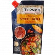 Соус томатный «Торчин» сладкий чили, с манго, 200 г.
