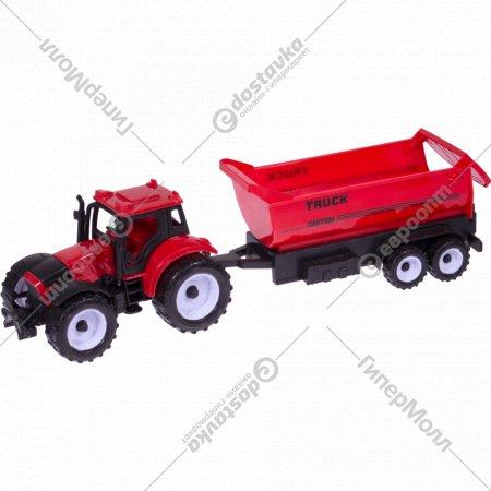Трактор с прицепом (1826347-9970-5A).