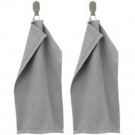 Полотенце «Корнан» серое, 30x50 см