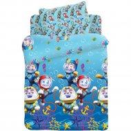 Комплект постельного белья «Щенячий патруль» Морские щенки, 40х60