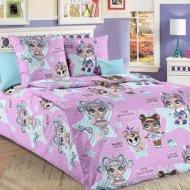 Комплект постельного белья «Моё бельё» Глянец 20508/1, полуторный