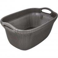 Корзина «Curver» knit laundry basket, 228408, 40 л, 270x595x385 мм.