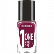Лак для ногтей «One minute» gel, тон 222, 0.01 г.