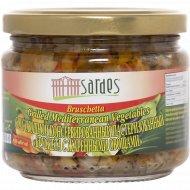 Соус овощной «Sardes» Брускета с жареными овощами, 290 г.
