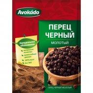 Перец черный «Avokado» молотый, 20 г.