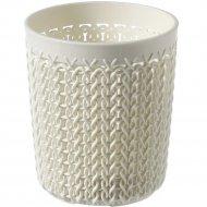 Корзина «Curver» knit organizer s, 234664, 06 л, 100x100x110 мм.