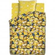 Комплект постельного белья «Миньоны», 50х70