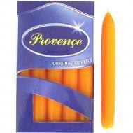 Набор свечей «Provence» 560109/37, оранжевый, 17x2 см, 10 штук