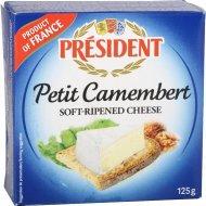 Сыр «President» «Petit Camembert» 50 %, 125 г