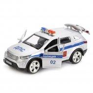 Машина «Hyundai Santafe» полиция.