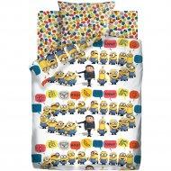 Комплект постельного белья «Миньоны 2» Грю и миньоны, 50х70