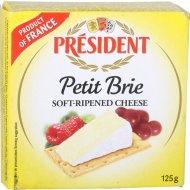 Сыр «President Petit Brie» 50 %, 125 г.