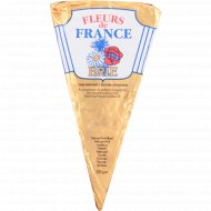 Сыр мягкий «Бри цветок Франции» «President» 60%, 200 г.