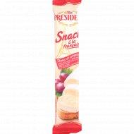 Сыр мягкий «President» Snack A La Francaise, с плесенью, 55%, 180 г