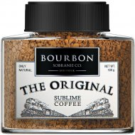 Кофе растворимый «Bourbon the Original» 100 г.