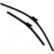 Щетки стеклоочистителя «Bosch» бескаркасные, 3397007256, 2 шт