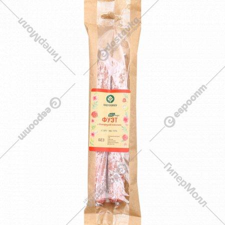 Колбаса сыровяленая «Фуэт» из мяса птицы, 180 г.