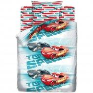 Комплект постельного белья «Тачки» Высокая скорость, 70х70