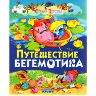 Книга «Путешествие бегемотика».
