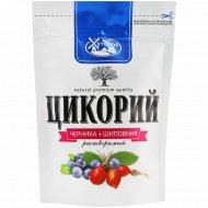 Цикорий растворимый «Бабушкин хуторок» черника и шиповник, 100 г.