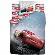Комплект постельного белья «Тачки» Lighting McQueen, 70х70