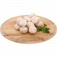 Грибы шампиньоны 1 кг., фасовка 0.5-0.6 кг