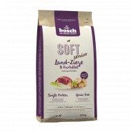 Корм для собак «Бош» Софт Сениор, коза с картофелем, 1 кг.
